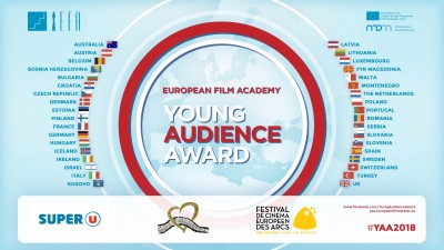 J-3 avant l'EFA Young Audience Award !